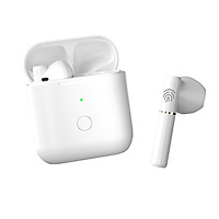 Xiaomi Youpin QCY T8S True Wireless Earbuds BT Headphones Touch Control with Wireless Charging Case TWS Semi-in-Ear