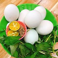 Trứng vịt lộn - (1 Quả)