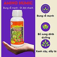 [Có sẵn] Phân bón sinh học – Bung rễ mạnh, đi đọt nhanh – AT Amino Humic 500ml