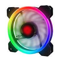 Combo 2 Quạt Led RGB Coolmoon Ray - hàng chính hãng