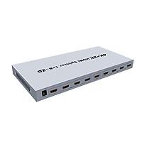 Bộ chia HDMI 1 ra 8 Dtech DT-7148 - Hàng chính hãng