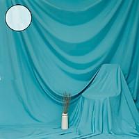 Phông vải đơn sắc xanh da trời 2.9x5m