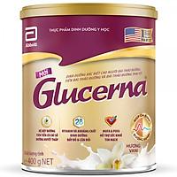 Sữa bột abbott Glucerna dinh dưỡng chuyên biệt cho người đái tháo đường 400g