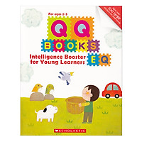 QQ Books: Boost Your Child'S EQ!: Ages 2 & 3