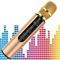 Micro Không Dây Bluetooth Nghe Nhạc, Karaoke Siêu Hay, Chất Lượng Cao M6 - Hàng Chính Hãng