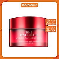 Kem Dưỡng Chống Lão Hoá Missha Time Revolution Red Algae Revitalizing Cream 50ml
