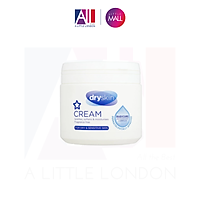 Dưỡng thể cho da khô, nhạy cảm Superdrug Dry Skin Cream 500ml