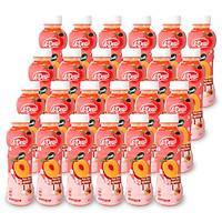 Nước Trái Cây Đào Thạch Dừa A-Dew 450ml - Thùng 24 chai
