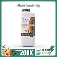 Dầu xả Dicora Urban Fit dành cho tóc xoăn chiết xuất từ Jojoba giúp nuôi dưỡng, óng mượt 400ml