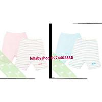 Set 2 quần đùi Lullaby, quần đùi bé trai, quần đùi bé gái