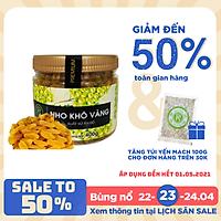 Hũ Nho Khô Vàng REAL FOOD STORE (400g)
