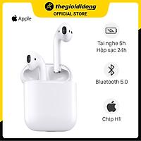 Tai nghe Bluetooth AirPods 2 Apple MV7N2-Hàng Chính Hãng VN/A-Trắng