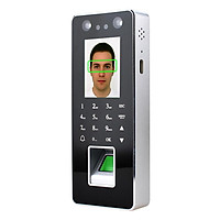 Password & Fingerprint Attendance Machine ID Card Wide Application 2.8 Inch TFT Color Screen (Not Inclued Power Supply)