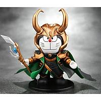 Mô Hình Doremon Cos Loki