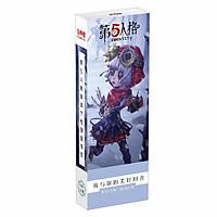 Bộ Bookmark Identity v nhân cách thứ 5 36 ảnh anime