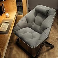 Ghế sofa tựa lưng thư giãn, ghế đọc sách Studio khung kim cương cực chắc tải trọng 150kg