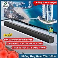 Loa Để Bàn Soundbar Bluetooth Âm Thanh Vòm 8D BOSEBT-D01 Super Bass 2021 Cho Tivi Máy Tính Laptop PC Điện Thoại - Hàng Chính Hãng