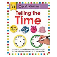 Wipe Clean Workbook Telling The Time