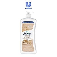 Sữa dưỡng thể Lúa Mạch và Bơ St.Ives Soothing Oatmeal & Shea butter body lotion 621ml
