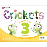 Crickets 3 (Practice Book)