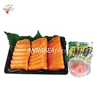 Set 03 Sashimi cá hồi - 300gr (hộp)