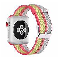 Dây đeo đồng hồ Apple Watch Woven Nylon series 1.2.3.4