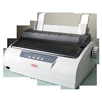Máy in kim A4 OKI ML 1190 Plus, in hóa đơn, phiếu xuất - Hàng Chính Hãng