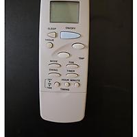 Điều khiển điều hòa  dành cho Sanyo  SAP-KC 9000BTU 12000BTU 18000BTU 1 chiều 2 chiều Inverter