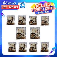 Combo 10 Gói Mì Udon Tươi - Mì Fresh Udon - Nhập Khẩu Hàn Quốc (200G/Gói)