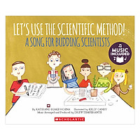 My First Science Songs Stem: Let's Use The Scientific Method
