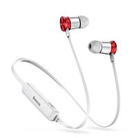 Tai nghe Bluetooth thể thao chống nước Baseus Encok Sports Wireless NGS07 v2 (CSR Chip, Bluetooth 4.1, iPX5 waterproofing,Sport) - Hàng chính hãng