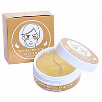 Gold Under Eye Pads Moisturizing Brighten Skin Color Tighten Skin Anti-Wrinkle Active Gel Eye Mask
