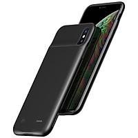 Ốp lưng tích hợp pin sạc dự phòng 4000mAh cho iPhone XS Max USAMS US-CD69 - Hàng chính hãng