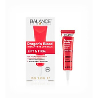 Kem Giảm Thâm Mắt Máu Rồng Balance Active Formula Dragons Blood Instant Eye Lift Balm 15ml (NEW 2018)