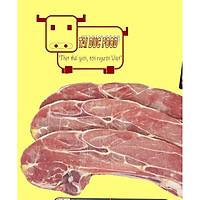 Vai cừu Úc có xương cắt nướng-Lamb shoulder bonein