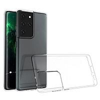 Ốp lưng chống sốc trong suốt siêu mỏng cho Samsung Galaxy S21 Plus hiệu Likgus Crashproof giúp chống chịu mọi va đập - hàng nhập khẩu