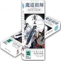 Bookmark Ma Đạo Tổ Sư 36 tấm