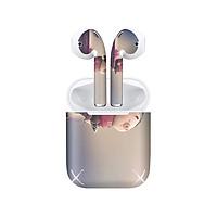 Miếng dán skin chống bẩn cho tai nghe AirPods in hình Heo con dễ thương - HEO2k19 - 001 (bản không dây 1 và 2)