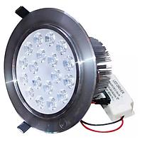Đèn LED âm trần chiếu rọi tiết kiệm điện Gnesco 18W (Ánh sáng trắng)