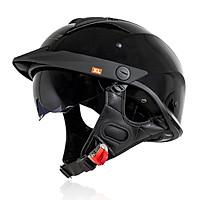 Mũ bảo hiểm nửa đầu LS2 HH590 Rebellion
