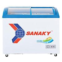 TỦ ĐÔNG TRƯNG BÀY KEM SANAKY 324 LÍT VH-4899K ĐỒNG (R134A) - hàng chính hãng - chỉ giao HCM