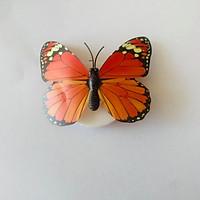 Đèn ngủ hình bướm loại dán tường
