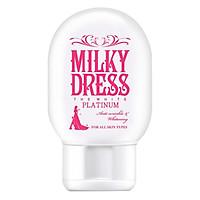 Kem Dưỡng Trắng Và Chống Lão Hóa Milky Dress (65g)