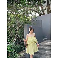 Váy hai dây thô đũi siêu đẹp. Size S M