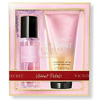 Set xịt thơm và dưỡng thể Victoria Secrect 2 món ( 75ml )