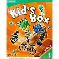 Kid's Box 3 Activity Book  Edition