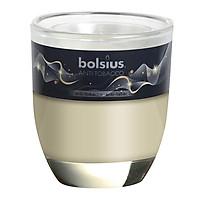Ly nến thơm Bolsius Anti Tobacco BOL7648 295g (Hương thảo dược)