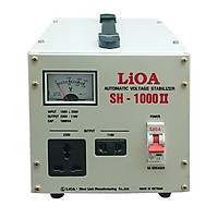 Ổn áp 1 pha LiOA SH-1000 II - Hàng Chính Hãng