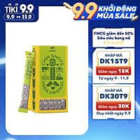Hạt chia shot Organic DK Harvest nhập khẩu (1 hộp 15 gói nhỏ) 15x6g