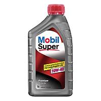 Nhớt Cao Cấp Mobil Super 5000 Sae 10W40  (946ml)